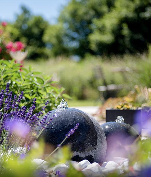 Paysages Conseil, Créateur de jardins