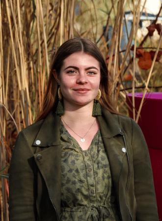 Busnoult Célia Apprentie compositrice végétale