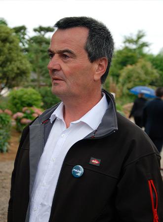 Pasquer Philippe Technicien paysagiste
