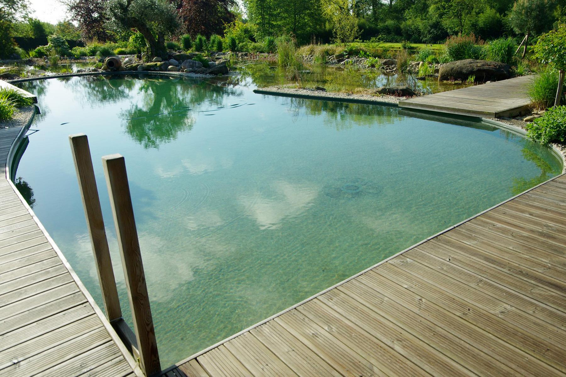 Piscine et bassin de baignade