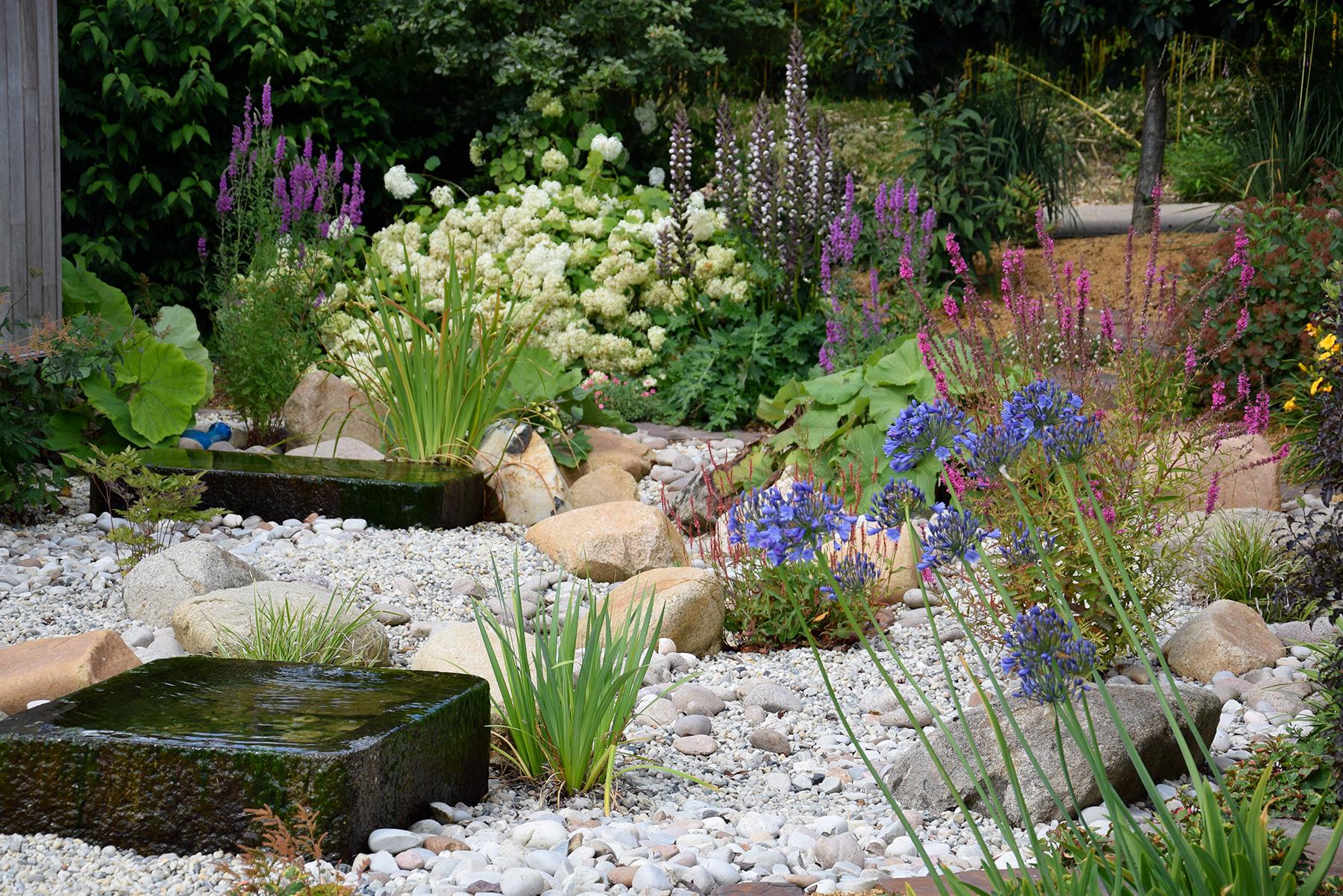 Fontaine de jardin - Fontaine extérieur | Paysages Conseil