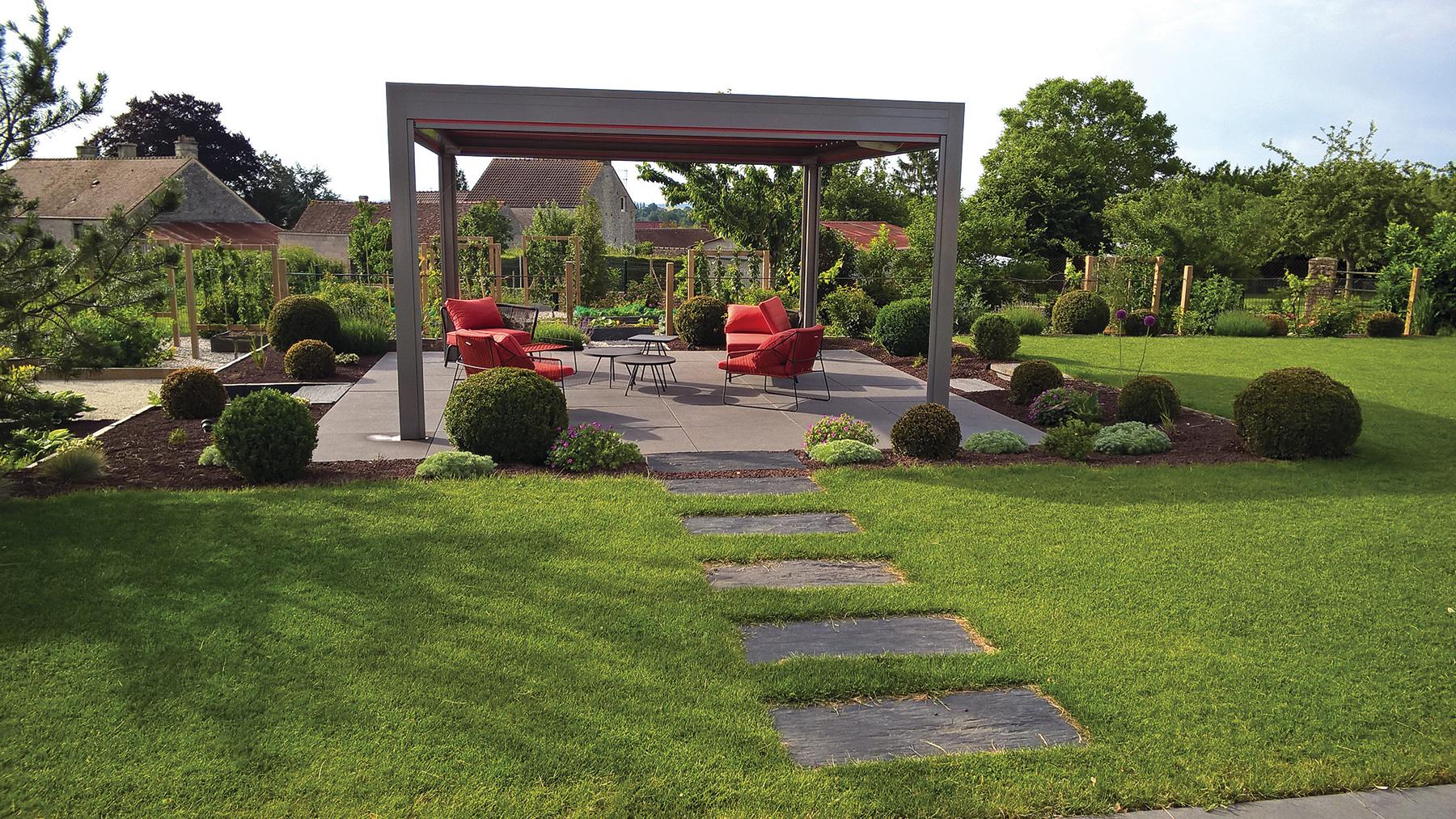 Amenagement De Jardin Amenagement Paysages Caen Paysages Conseil