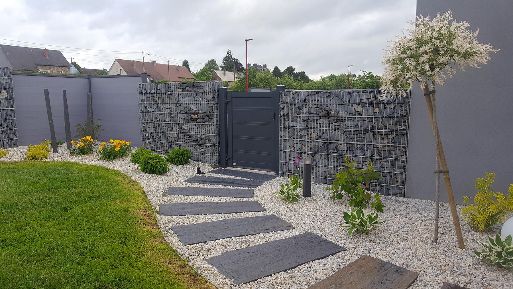Bassin De Jardin Design Zen pas japonais - aménagement de jardin japonais | paysages conseil
