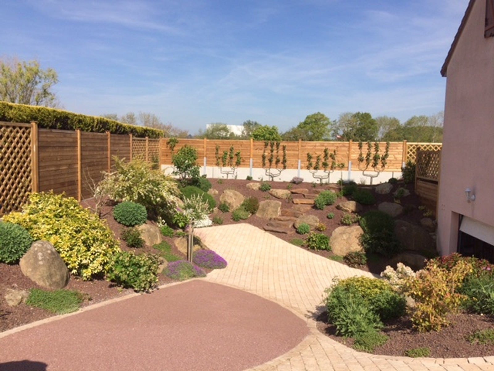 Aménager un jardin à Argentan, Orne