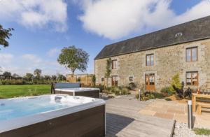 Un jardin de plaisir pour une utilisation de loisir, Calvados, réalisation Paysages Conseil