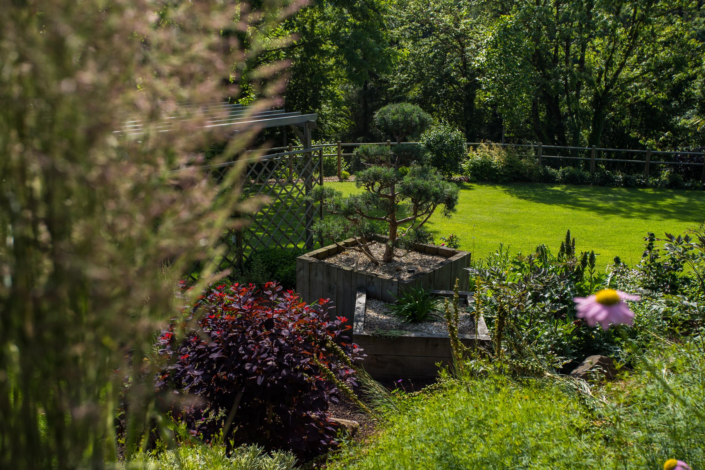 Un jardin naturellement simple, Orne