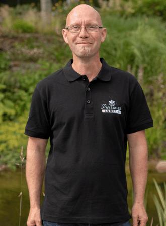 Henry Mickael Technicien paysagiste